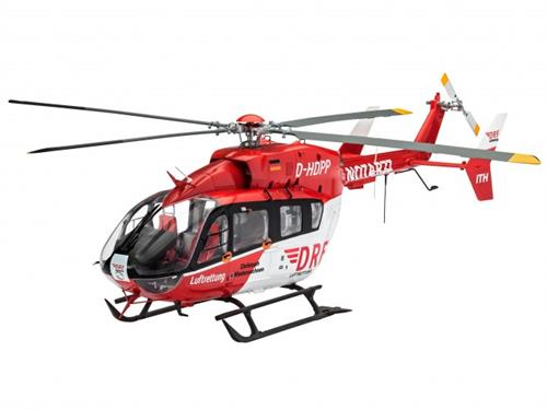 Airbus Helicopters EC145 DRF Luftrettung - 1:32 - Revell (Udsolgt fra fabrik)