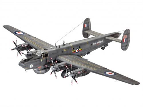 Avro Shackleton AEW.2 - 1:72 - Revell