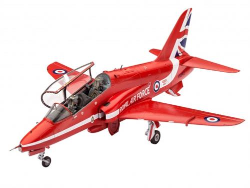 BAe Hawk T.1 Red Arrows - 1:72 - Revell