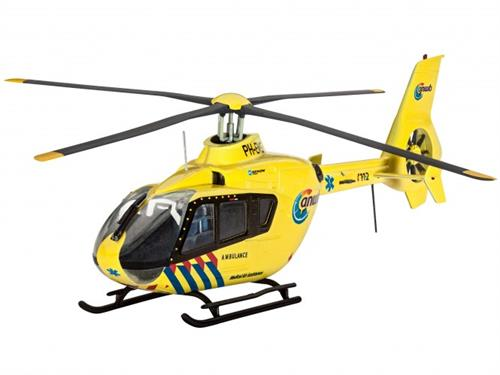 Airbus Helicopters EC135 ANWB - 1:72 - Revell