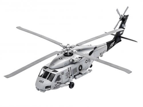 SH-60 Navy Helicopter - 1:100 - Revell