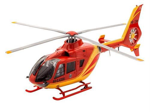 Airbus Helicopters EC135 AIR-GLACIERS - 1:72 - Revell