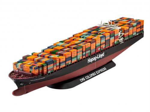 Container Ship COLOMBO EXPRESS - 1:700 - Revell