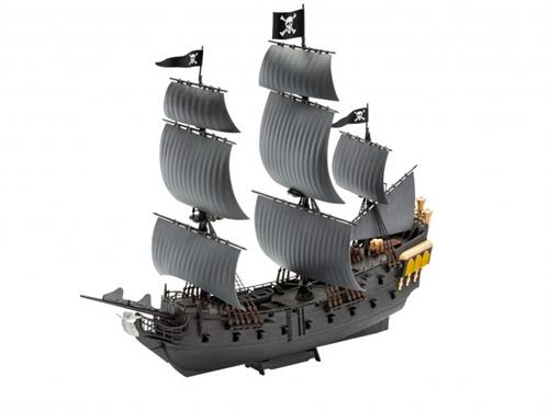 "Black Pearl - 1:150 - ""easy-click system"" - Revell"