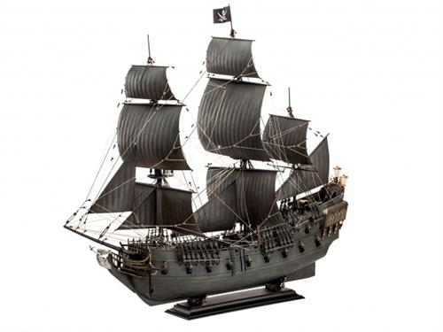 Black Pearl (PIRATES OF THE CARIBBEAN) - LIMITED EDITION - 1:72 - Revell (Udsolgt fra fabrik)