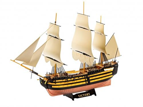 HMS Victory - 1:450 - Revell