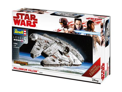 STAR WARS Millennium Falcon - Limited Edition - 1:144 - Revell