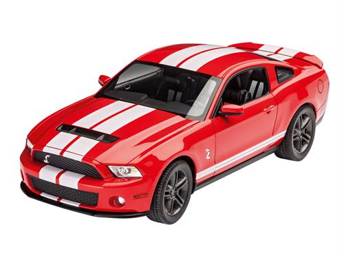 2010 Ford Shelby GT 500 - 1:25 - Revell