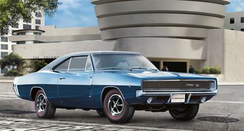 '68 Dodge Charger R/T - 1:25 - Revell