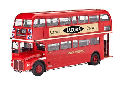 London Bus - 1:24 - Revell