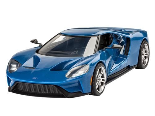 "2017 Ford GT - 1:24 - ""easy-click system"" - Revell"