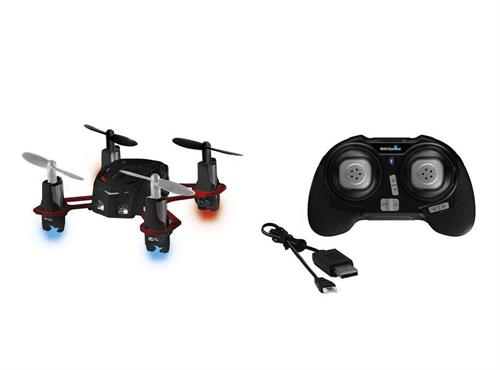 R/C Mini Quadrocopter NANO QUAD black (2.4 GHz) - Revell Control