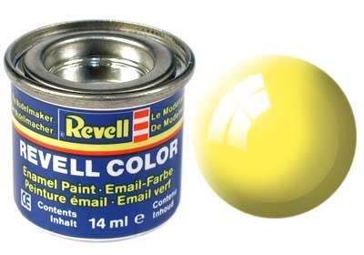 (12) - Yellow gloss (RAL 1018) - 14 ml - Revell