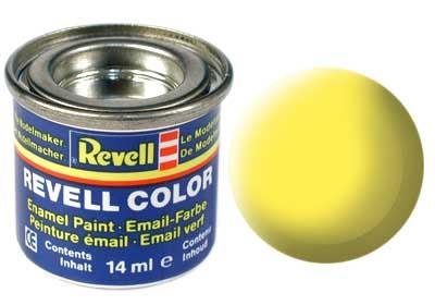 (15) - Yellow mat (RAL 1017) - 14 ml - Revell