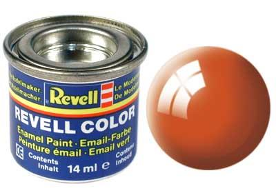(30) - Orange gloss (RAL 2004) - 14 ml - Revell