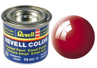 (31) - Fiery red gloss (RAL 3000) - 14 ml - Revell