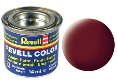 (37) - Reddish brown mat (RAL 3009) - 14 ml - Revell