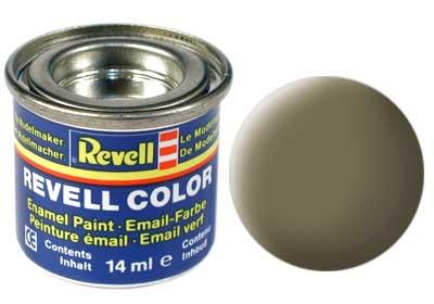 (39) - Dark green mat - 14 ml - Revell
