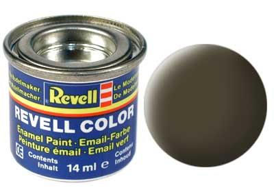 (40) - Black green mat - 14 ml - Revell