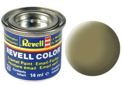 (42) - Yellowish olive mat - 14 ml - Revell
