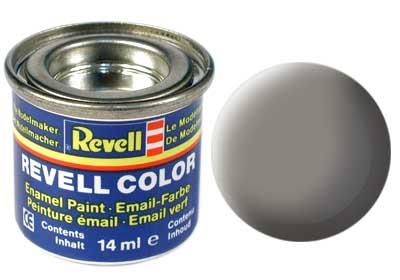 (75) - Stone grey mat (RAL 7030) - 14 ml - Revell