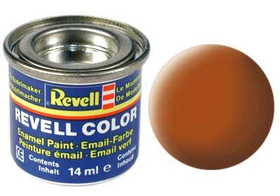 (85) - Brown mat (RAL 8023) - 14 ml - Revell