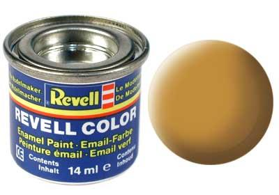 (88) - Ochre brown mat (RAL 1011) - 14 ml - Revell