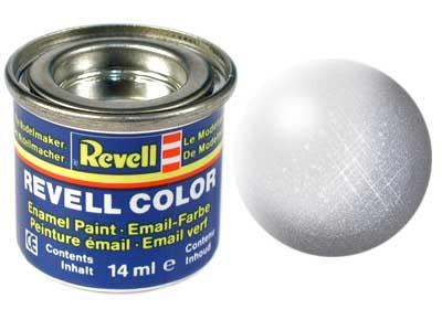 (99) - Aluminium metallic - 14 ml - Revell