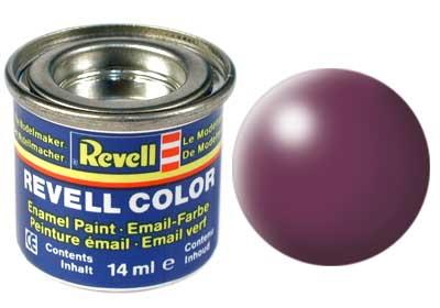 (331) - Purple red silk mat (RAL 3004) - 14 ml - Revell