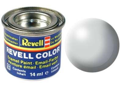 (371) - Light grey silk mat (RAL 7035) - 14 ml - Revell
