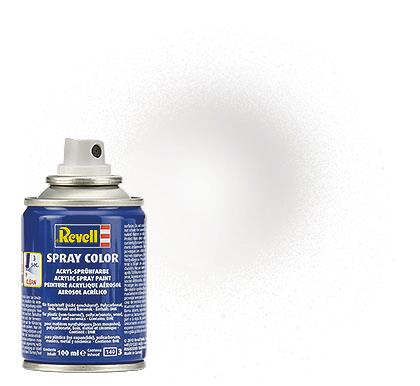 (01) - Spray Color, Clear gloss (Farveløs, glansfyldt) - 100 ml - Revell