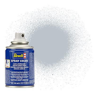 (99) - Spray Color, Aluminium metallic - 100 ml - Revell