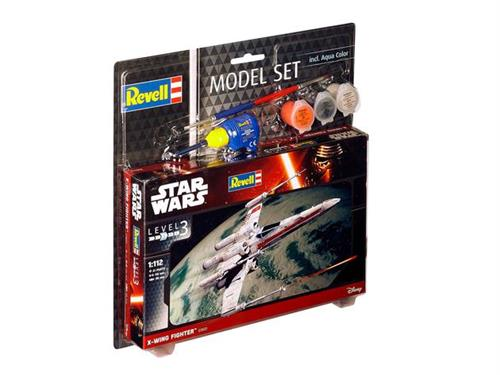 STAR WARS X-wing Fighter - 1:112 - Model-set - Revell