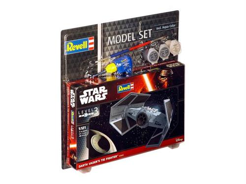STAR WARS Darth Vader's TIE Fighter - 1:121 - Model-set - Revell
