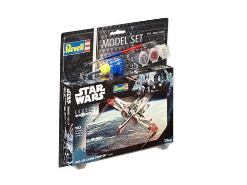 STAR WARS ARC-170 Fighter - 1:83 - Model-set - Revell