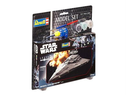 STAR WARS Imperial Star Destroyer - 1:12300 - Model-set - Revell