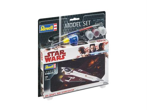 STAR WARS Obi-Wan's Jedi Starfighter - 1:80 - Model-set - Revell