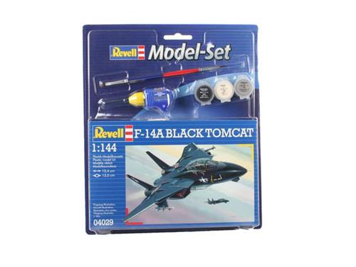 "F-14 A ""Black Tomcat"" - 1:144 - Model-set - Revell"