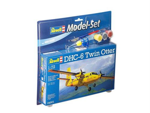 DHC-6 Twin Otter - 1:72 - Model-set - Revell