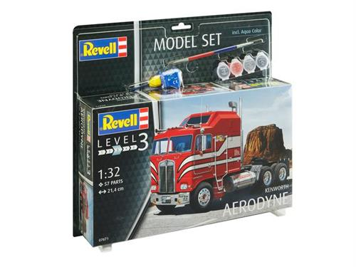 Kenworth Aerodyne - 1:32 - Model-set - Revell