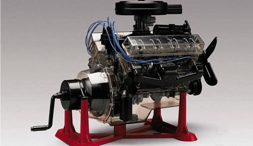 Visible V8 Engine - 1:4 - Revell-Monogram