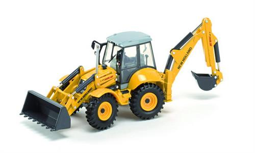 New Holland Lb 115B Backhoe Loader - 1:50 - ROS
