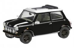 Mini Cooper, sort - Lim. 1000 - 1:43 - Schuco