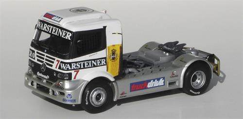 "Mercedes-Benz Race Truck ""S. Buttiero"" - 1:43 - Schuco"