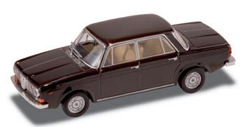 Lancia 2000 Berlina - 1971, Brown - 1:43 - Starline