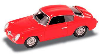Fiat 750 Abarth Coupé - 1956, Azure - 1:43 - Starline