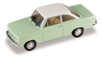 Opel Kadett A Coupé - 1963, Green See/White - 1:43 - Starline