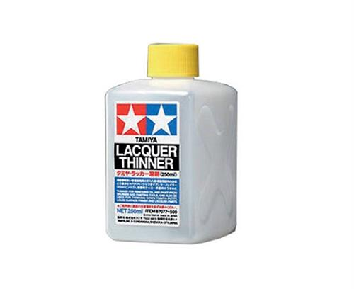 Lacquer Thinner - 250ml - Tamiya