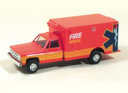 Fire Rescue (Chevrolet) - H0 - Trident
