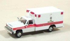 Advanced Life Support Ambulance (Chevrolet) - H0 - Trident